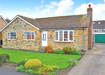 Thumbnail 3 bed detached bungalow for sale in Brookfield Way, Hampsthwaite, Harrogate