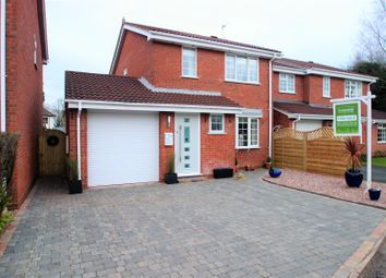 Thumbnail 3 bed detached house for sale in Alton Grove, Newport