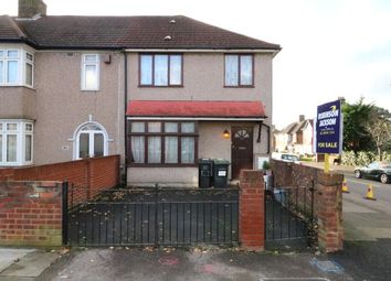 Thumbnail 3 bed end terrace house for sale in South Park Crescent, Catford, London