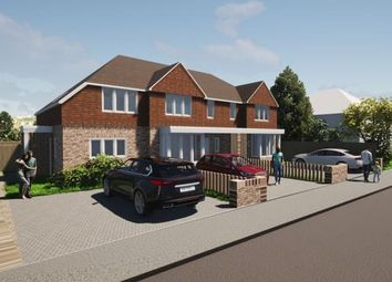 Thumbnail Land for sale in Tower Close, Liphook