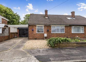 Thumbnail 2 bed semi-detached house for sale in Coniston Drive, Walton-Le-Dale, Preston, Lancashire