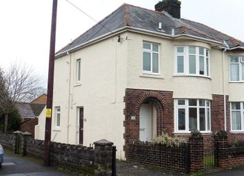 Thumbnail 1 bed flat to rent in Bryg Yr Awel Flat A, Heol Las, Ammanford, Carmarthenshire