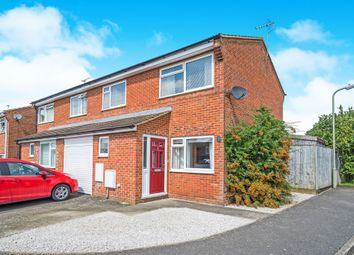 Thumbnail 4 bed semi-detached house for sale in Grenville Way, Thame