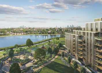 Thumbnail 1 bed flat for sale in Spring Park Drive, Woodberry Down