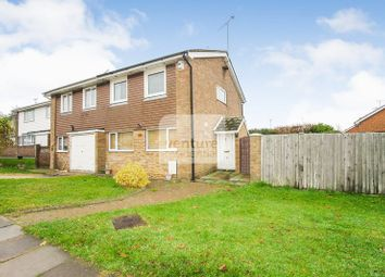 Thumbnail 3 bedroom semi-detached house for sale in Weltmore Road, Luton