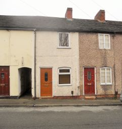 Thumbnail 2 bedroom terraced house to rent in Chorley Road, Burntwood