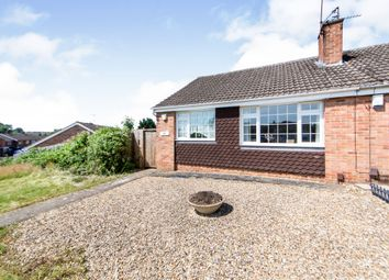 2 bed semi-detached bungalow for sale in Severn Road, Oadby, Leicester LE2