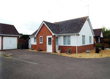 Thumbnail 2 bedroom bungalow for sale in Mayfly Close, Chatteris, Cambridgeshire