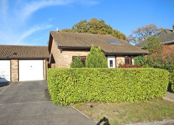 Thumbnail 2 bed detached bungalow for sale in Wentwood Gardens, New Milton