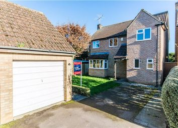 Thumbnail 4 bed detached house for sale in Dwyer Joyce Close, Histon, Cambridge