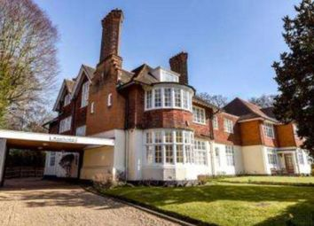 Thumbnail 3 bed flat to rent in Wilderness Road, Chislehurst