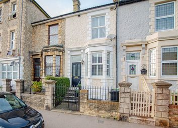 Thumbnail 2 bed terraced house for sale in Upper Fant Road, Maidstone