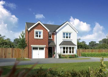 "Thumbnail 4 bed detached house for sale in ""Hampsfield"" at Bye Pass Road, Davenham, Northwich"