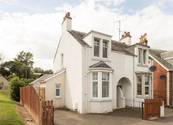 Thumbnail 3 bed semi-detached house for sale in Unity Terrace, Perth