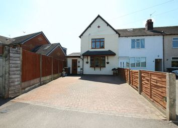 Thumbnail 3 bed town house for sale in Mow Lane, Gillow Heath, Biddulph