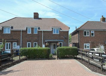 Thumbnail 2 bed semi-detached house for sale in Potton Road, Eynesbury, St Neots, Cambridgeshire