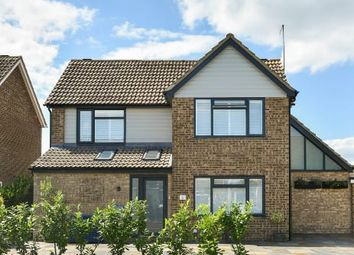 Thumbnail 4 bedroom detached house for sale in Hannington Place, Hassocks