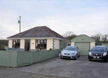 Thumbnail 3 bed detached bungalow for sale in Heddfan, Mynyddcerrig Road, Pontyberem, Llanelli