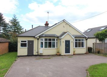 Thumbnail 3 bed detached bungalow for sale in Canterbury Road, Chilham, Kent
