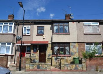 Thumbnail 3 bed terraced house for sale in Tree Road, London