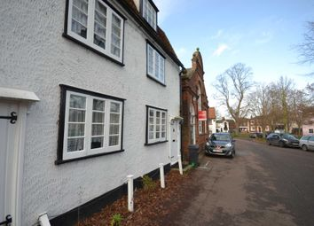 Thumbnail 3 bed cottage to rent in The Green, Writtle, Chelmsford