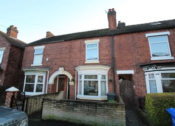 Thumbnail 3 bed terraced house for sale in Malvern Street, Stapenhill, Burton-On-Trent