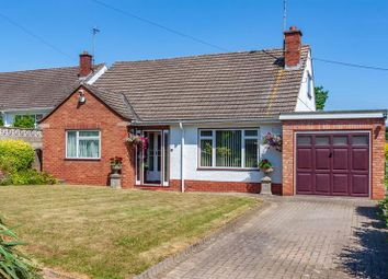 Thumbnail 4 bed detached bungalow for sale in Princess Way, Ross-On-Wye