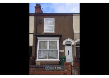 Thumbnail 3 bed terraced house to rent in Somersby Street, Grimsby