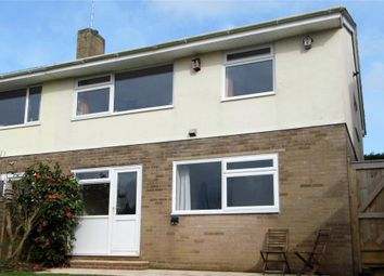 Thumbnail 3 bed semi-detached house for sale in Whitchurch Avenue, Broadfields, Exeter, Devon