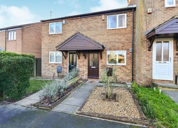 Thumbnail 2 bed semi-detached house for sale in Bevan Close, Rainworth, Mansfield