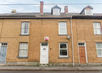 Thumbnail 3 bed terraced house for sale in Wellbrook Street, Tiverton