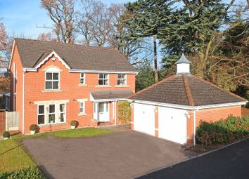 Thumbnail 4 bed detached house for sale in The Firs, Syston, Leicester LE7, Syston,