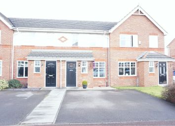 Thumbnail 2 bed end terrace house for sale in Croftwood Grove, Prescot