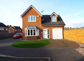 Thumbnail 3 bed detached house for sale in Wilmore Close, Chilwell, Nottingham