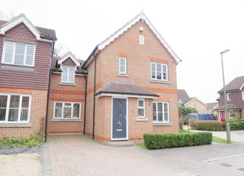 Thumbnail 4 bedroom link-detached house for sale in Blackdown Close, Stevenage