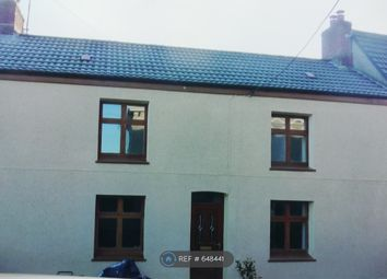 Thumbnail 2 bed end terrace house to rent in Plas Road, Grovesend, Swansea