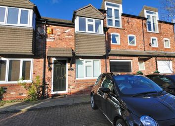 Thumbnail 2 bed mews house to rent in Clarence Court, Wilmslow, Cheshire