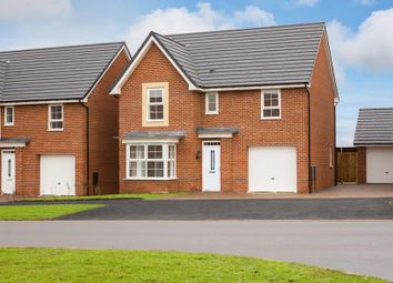 "Thumbnail 4 bed detached house for sale in ""Somerton"" at Green Lane, Yarm"