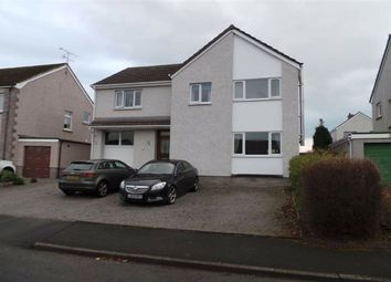 Thumbnail 5 bed detached house for sale in Hillview Drive, Dumfries