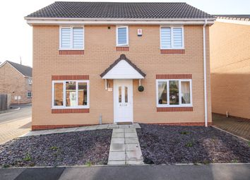 Thumbnail 3 bed detached house for sale in Lime Avenue, Auckley, Doncaster