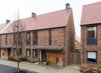 Thumbnail 3 bed semi-detached house for sale in Lotherington Avenue, Derwenthorpe, York