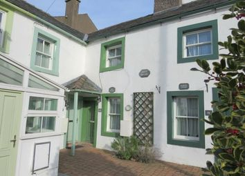 Thumbnail 3 bed terraced house for sale in Kirkgate, Cockermouth, Cumbria