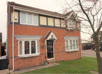 Thumbnail 3 bedroom semi-detached house for sale in Burnshaw Mews, Leeds