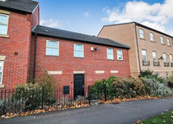 Thumbnail 2 bedroom flat for sale in Lido Close, Bulwell, Nottingham