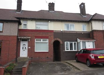 Thumbnail 2 bed terraced house to rent in Woolley Wood Road, Sheffield