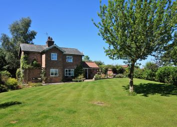 Thumbnail 4 bed detached house for sale in Main Road, Burgh On Bain