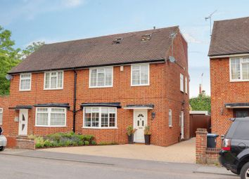 Thumbnail 5 bed semi-detached house for sale in River Bank, London