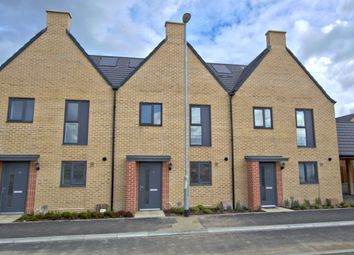 Thumbnail 3 bedroom terraced house for sale in Stirling Road, Northstowe, Cambridge