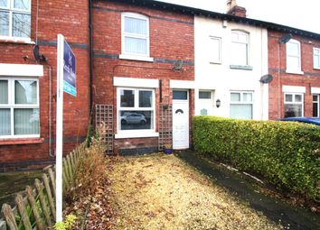 Thumbnail 2 bedroom terraced house for sale in Dialstone Lane, Stockport