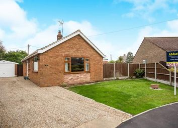 Thumbnail 3 bed bungalow for sale in Scratby, Great Yarmouth, Norfolk